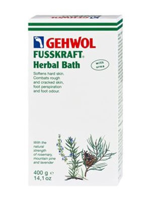 GEHWOL FUSSKRAFT HERBAL BATH
