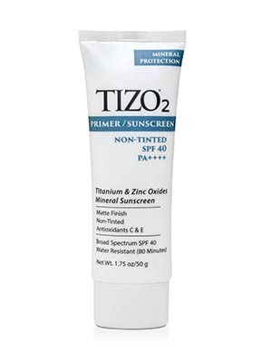 TIZO2 PRIMER/SUNSCREEN NON-TINTED 40