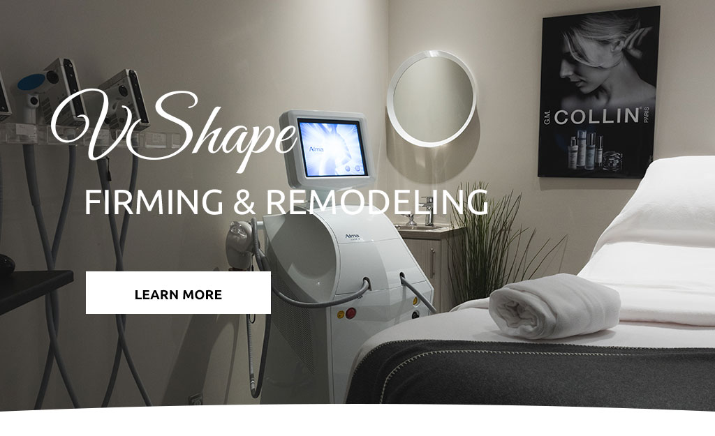 Vshape firming and remodeling